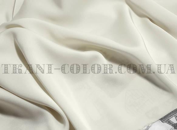 Шёлк армани молочный, фото 2