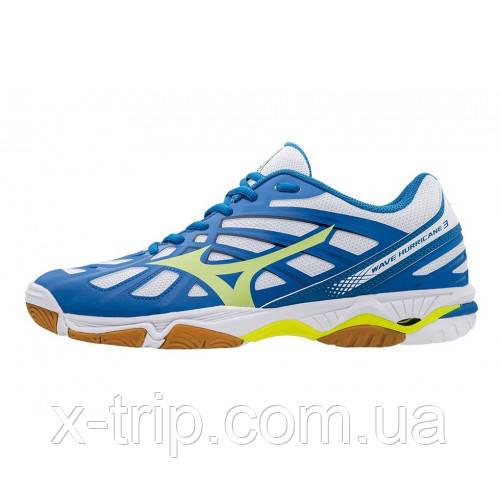Волейбольные кроссовки Mizuno Wave HURRICANE 3 (V1GA1740-44) AW17 ... e736910a70e