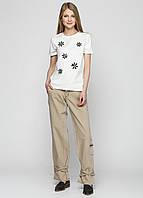 Джинсы женские LEE COOPER цвет бежевый размер 26/32 арт PO26533, фото 1