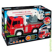 """Пожарный автомобиль """"Варта 101"""", 19см, свет, звук, 3+, PS"""