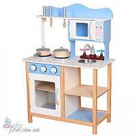 Деревянная кухня для детей EcoToys TK040