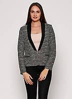 Пиджак женский Maison Scotch цвет черно-золотистый размер L арт 1324-09.30842