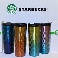 Термокружка Starbucks (Старбакс) High-Shinе Diаmоnd 500 мл