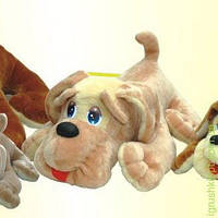 Пуфик собака средняя, Золушка