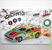 """Расписной конструктор """"Авто"""" DT"""