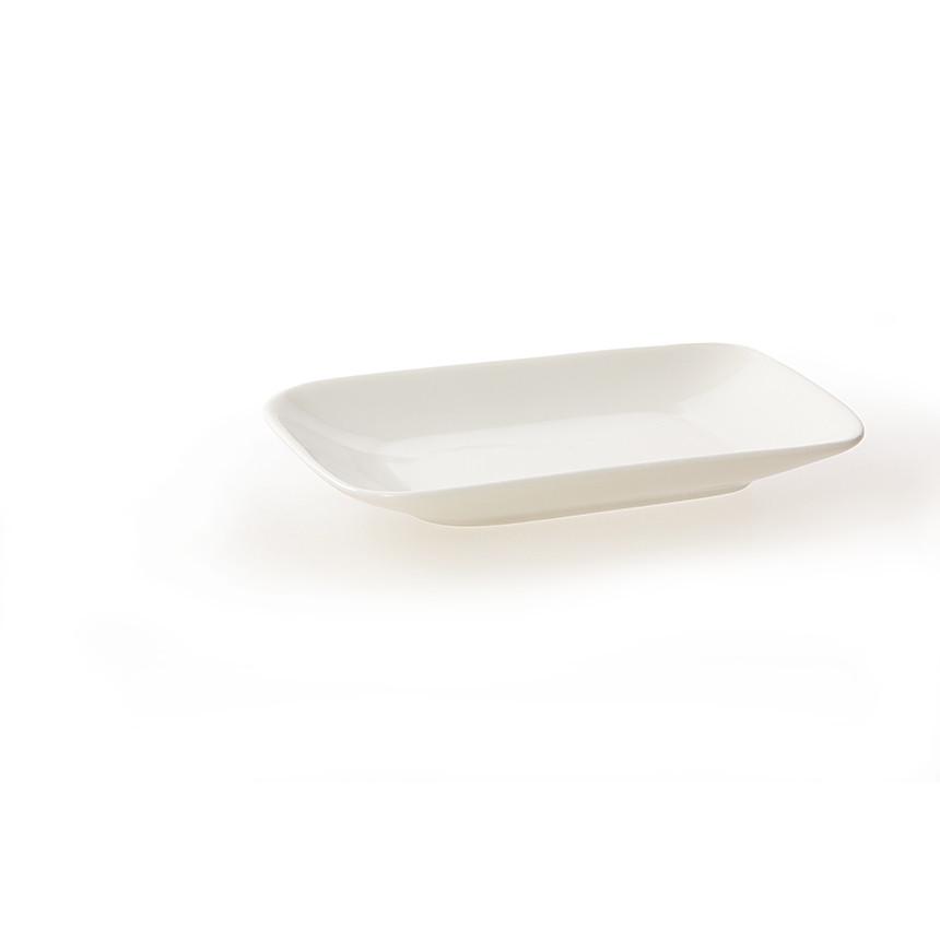 Тарелка прямоугольная (175x108 мм.)