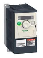 Преобразователь частоты ALTIVAR 312, 2,2 кВт, 380-500 В.