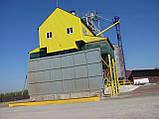 Зерноочисний комплекс ЗАВ-100. Будівництво з нуля, реконструкція, модернізація, фото 2