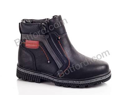 Ботинки Леопард ZA31-1 black