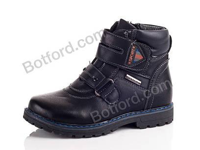 Ботинки Леопард KA93-1 black