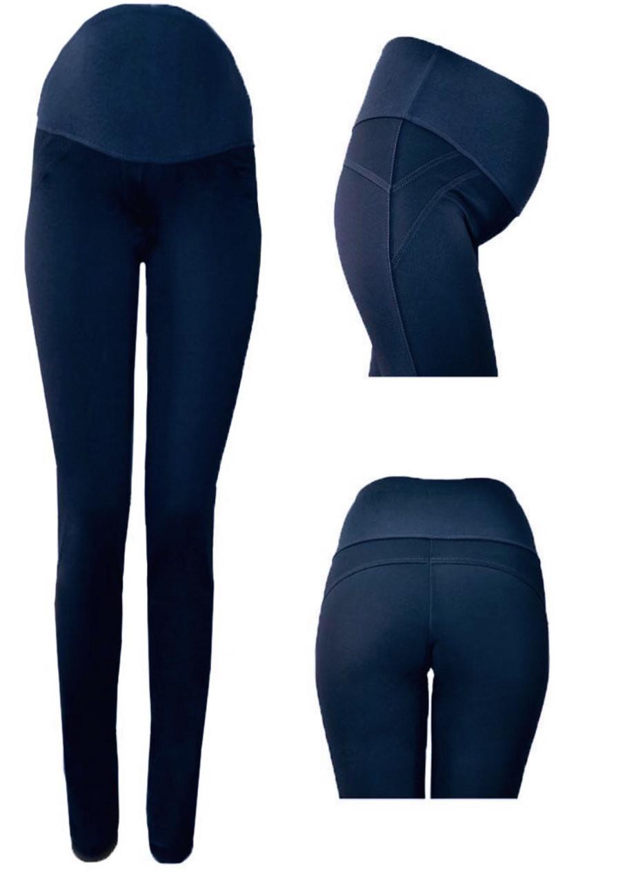 95ad0f506a9e4f8 Лосины для беременных, брюки для беременных, низ для беременных Чёрные, S -  Интернет