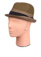 Шляпа мужская DIESEL цвет оливково-коричневый размер 56 арт 00SING-0LAEK-71I