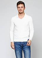 Кофта мужская M.O.D цвет белый размер М арт SP17-PL565