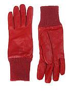 Перчатки женские DIESEL цвет красный размер 2 арт 00SG2S-0TAHA-40G
