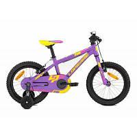 Детский велосипед Lapierre PRORACE 16 GIRL Violet 2017 (A811)