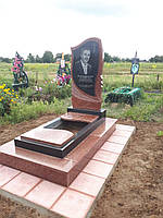 Памятник из гранита (Образец 882), фото 1