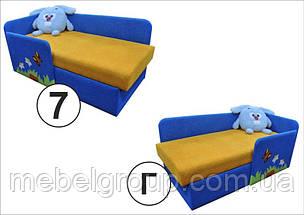 Детский диван Смешарики Крош, фото 3