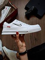 Мужские кроссовки nike Supreme/White