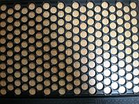 Грязеочищающий резиновый коврик для дома