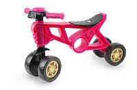 Детский беговел Орион 188P Розовый
