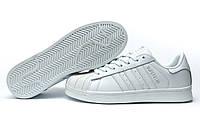 Кроссовки женские Adidas SuperStar White, белые (11421), р. 36 37 38 39 40