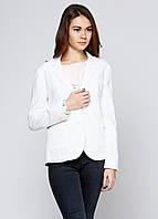 Пиджак женский Gant цвет белый размер 38 арт 112/115