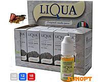 Жидкость для электронной сигареты LIQUA 10мл вкус Табака №4589B
