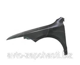 Крыло переднее SKODA SUPERB 08- левое