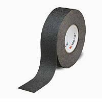 Противоскользящая лента  3М Safety Walk 610, 50ммх18,3м,черная средней зернистости