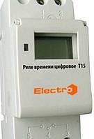 Таймер тижневий Т15 цифровий 16А 230В