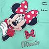 Кофта Minnie Mouse для девочки. 1-2 года, фото 3