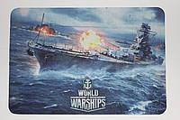 Коврик для мышки Игровой WorldOfWarhips