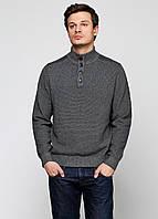 Кофта мужская TOMMY HILFIGER цвет серый размер М арт 08878А1703
