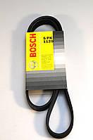 Поликлиновый (ручейковый) ремень на Renault Trafic  2001->  1.9dCi (-AC) — 5PK1125 (Bosch) - 1987947927