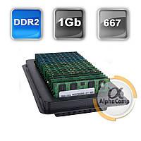 Модуль памяти SODIMM DDR2 1Gb БУ