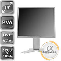 "Монитор 19"" EIZO L768  (PVA/5:4/DVI/VGA/USB) class B БУ"