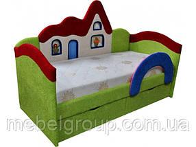 Детский диван-кровать Домик, фото 3