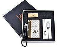 Зажигалка с ножом Gucci (спираль накаливания, USB) №4758
