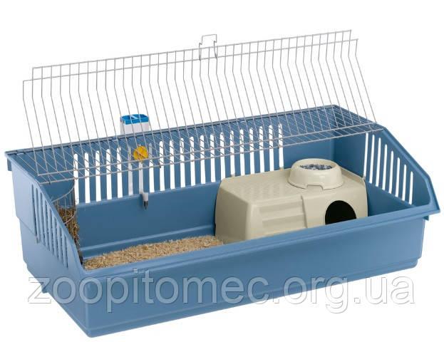 Клетка CAVIE 100 DELUXE FERPLAST (Ферпласт) для кроликов, морских свинок