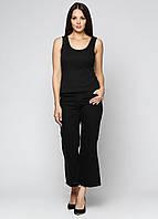 Джинсы женские ZARA цвет черный размер 34 арт 6164/054/800