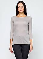 Лонгслив женский ZARA цвет серый размер S арт 3696/204/837