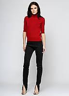 Штаны женские ZARA цвет черно-серебристый размер S арт 9598/113/800