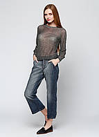 Капри женские LEE COOPER цвет индиго размер 28 арт W020888