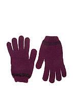 Перчатки женские DIESEL цвет темно-фиолетовый размер Универсальный арт 00S5CV-0QAAV-62M