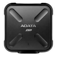 Накопитель SSD USB 3.1 256GB ADATA (ASD700-256GU3-CBK)