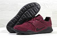 Кроссовки Nike Air Presto бордовые 3707