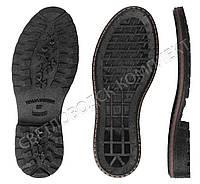Подошва для обуви Астра-4 ТР (Astra-4), цв. черный