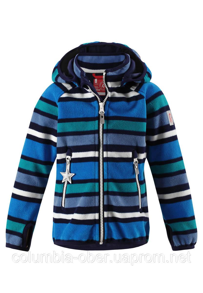 Куртка демисезонная для мальчика Reima 521518-6981. Размеры 98-140.
