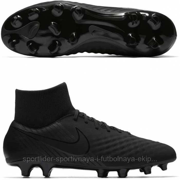 03830f19c5f4 Футбольные бутсы Футбольные бутсы Nike Magista Onda II DF FG 917787-001