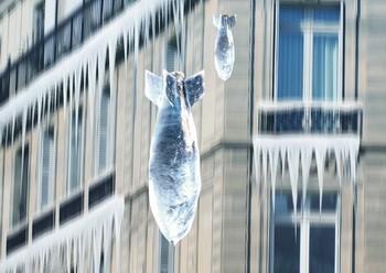 "Система ""Стаивание снега и льда"" на кровле"